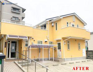 茨木市施設 外壁・屋根塗装工事