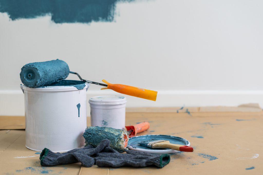 Paint bucket 塗料
